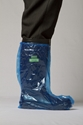 Picture of Boot Covers Blue Polyethylene Waterproof-APPR489670- (SLV-100)