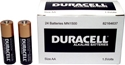 Picture of AA Duracell Battery 1.5v-BATT347000- (CTN-144)