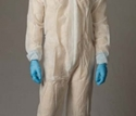 Picture of Coveralls Polypropylene White - Standard non-rated-CLTH832115- (CTN-50)