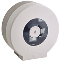 Picture of Jumbo Toilet Roll Dispenser Plastic-DISP433520- (EA)