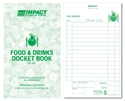 Picture of Food & Drink Docket Books 100mm x 165mm FD307     25s-DKTB338500- (CTN-160)