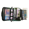 Picture of First Aid Kit Softpack Small Green 21cm x 15cm 7.5cm-FAID805120- (EA)