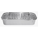 Picture of #460 / #7330 Rectangular Foil Container - 275mm x 175mm Base Dimensions x 50mm High-FCON135750- (CTN-200)