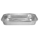 Picture of #485 / #7131 Rectangular Foil Container - 272mm x 214mm Base Dimensions x 38mm High-FCON135800- (SLV-100)