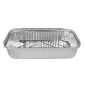 Picture of #488 / #7231 Rectangular Foil Container - 274mm x 214mm Base Dimensions x 50mm High-FCON135850- (CTN-100)