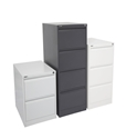 Picture of Steel Filing Cabinet - 4 Drawer Vertical-FURN358350- (EA)