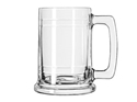 Picture of Glass Beer Mug Maritime 444ml-GLAS215510- (EA)