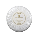 Picture of Beaumont 20g Pleat Wrapped Soap 3101-MOTE312050- (BOX-100)