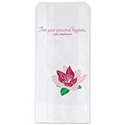 Picture of Floral Print Sanitary Bags (paper)-MOTE325650- (SLV-500)