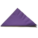 Picture of Napkin 2 Ply Dinner Purple -NAPK187200- (SLV-100)