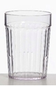 Picture of Tumbler 230ml Clear San Plastic-POLY226600- (EA)