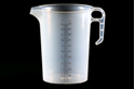 Picture of Measuring Jug Clear Plastic with Markings - 5 Litre-POLY228545- (EA)