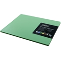 Picture of Plastic Cutting Board 380 x 510 x 12mm Green (Fruit/Vegetables)-POLY228903- (EA)