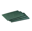 Picture of Scourer Green 100mmx150mm #150 Scotchbrite-SCRU374560- (SLV-10)