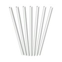 Picture of Straws Jumbo 200mm Clear Individually Wrapped -STRW177360- (CTN-2000)