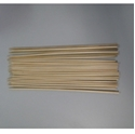 Picture of Bamboo Skewers  25cmx4mm Bulk-STRW178110- (CTN-1000)