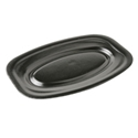 Picture of Black 240mmx360mm Foam Platter -TRAY162450- (CTN-200)