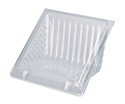 Picture of Sandwich Wedge Clear Plas 4 Quarters-WEDG151360- (SLV-125)