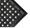 Picture of Premium Comfort Flow #120 with holes Anti-Slip/Anti-Fatigue Matting with Bevel Edges - CUSTOM-MATT359970- (EA)