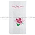 Picture of Floral Glass Bags-MOTE325500- (SLV-500)