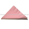 Picture of Napkin 2 Ply Dinner Light Pink-NAPK187105- (SLV-100)