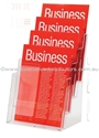 Picture of A4 Brochure Holder 4 Tier Counter Esselte-STAT349794- (EA)