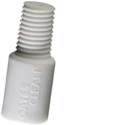 Picture of Handle Threaded Adaptor  - Converts 22mm to 25mm - WHITE-CLEA372906- (PACK-12)