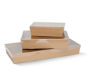Picture of Brown Catering Tray - Large - 560mm x 255mm x 80mm (Lids sold separately)-TRAY165521- (CTN-50)