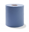 Picture of Roll Towel Centrefeed Premium Caprice 1ply x 300m BLUE-PTOW426872- (ROLL)
