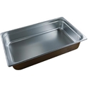 Picture for category Stainless Steel Steam Pans/Baine Marie Pans & Lids