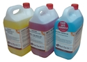 Picture of Complete Clean Value Pack - 1 x 5L Glass Cleaner, 1 x 5L Disinfectant and 1 x Multi Purpose Cleaner-CHEM391000- (EA)