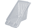 Picture of Sandwich Wedge Clear Plas XLge (Gourmet)168 x 85 x 85 mm-WEDG151345- (SLV-100)