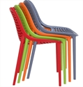 Picture of Air Chair -  Indoor / Outdoor Plastic chair -FURN357287- (EA)