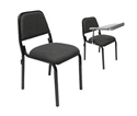 Picture of **IL - See Desc 2**Stackable & Linking Conference Chair - Upholstered Back and Seat-FURN357293- (EA)