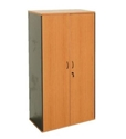 Picture of Lockable Timber Cupboard 1800 x 900 x 450 - Cabinet-FURN359200- (EA)