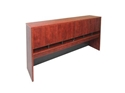 Picture of Hutch 1800W x 380D x 1050H - Appletree / Ironstone Coloured - Managers Range-FURN360437- (EA)