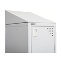 Picture of Sloping Top for Single Lockers -270H x 305mm Wide-FURN358429- (EA)