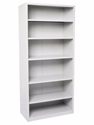Picture of Metal Shelving Unit 2000mm High x 910mm Wide x 455mm Deep - Silver grey-FURN358456- (EA)