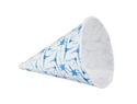Picture of Paper Cone Water Cups 170ml Blue-CCUP105000- (CTN-5000)