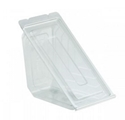 Picture of Sandwich Wedge Clear Plas XXLge 179 x 97wedge width x 71 mm-WEDG151354- (SLV-100)