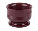 Picture of Cambro Shoreline Bowl 9oz Cranberry-POLY227110- (EA)