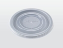 Picture of Clear soup Bowl Lid Reusable to suit Aladdin Soup Bowls-POLY227140- (SLV-50)