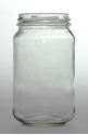 Picture of Glass Jar 375ml 63mm top -GLAS250210- (CTN-48)