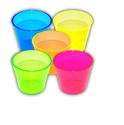Picture of Shot Glasses Poly 30ml - Coloured-POLY227300- (CTN-250)