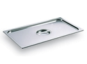 Picture of Lid for S/S Bain Marie Insert Pan 1/1 Size - Stainless Steel 530x325mm-SSTL225220- (EA)