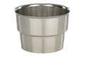 Picture of Aluminium or Stainless Steel Collar for Milkshake Cup -SSTL223517- (EA)