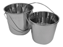 Picture of Stainless Steel Seamless Bucket - 12L-BUCK370033- (EA)