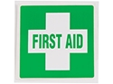Picture of Signs - Self Adhesive First Aid Sticker 60mm x 60mm-SIGN644140- (EA)