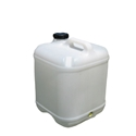 Picture of Drum Plastic Natural 20 Litre Empty With Lid -BOTT383270- (EA)