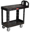 Picture of Rubbermaid Flat Shelf Utility Cart -CLEA384735- (EA)
